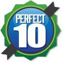Perfect 10 Badge