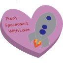 From Spacecoast With  Love